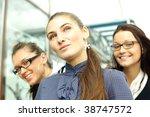 girlfriends   Shutterstock . vector #38747572