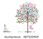 illustration of a squash racket   Shutterstock .eps vector #387520969