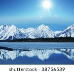 lake | Shutterstock . vector #38756539