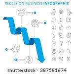 infographic design template.... | Shutterstock .eps vector #387581674