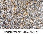 small light stone floor tile... | Shutterstock . vector #387649621