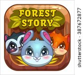 funny cool app store game icon...