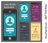 mobile application different...