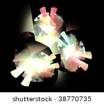 abstract background | Shutterstock . vector #38770735