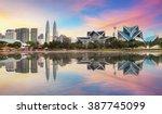 Kuala Lumpur  Malaysia Skyline...
