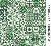 mega gorgeous seamless... | Shutterstock .eps vector #387748639