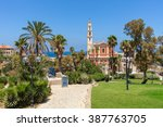 view of st. peter's church in... | Shutterstock . vector #387763705