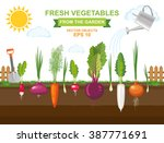 vector illustration of colorful ... | Shutterstock .eps vector #387771691