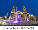guadalajara  mexico   january 1 ...   Shutterstock . vector #387786334