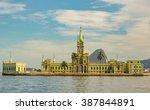 ilha fiscal   rio de janeiro | Shutterstock . vector #387844891
