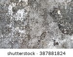 white concrete wall texture | Shutterstock . vector #387881824