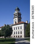 pioneer museum | Shutterstock . vector #38788285