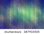 abstract background. green... | Shutterstock . vector #387933505