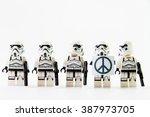 nonthaburi  thailand december29 ... | Shutterstock . vector #387973705