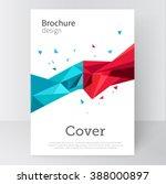 brochure  poster  cover... | Shutterstock .eps vector #388000897