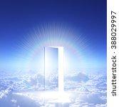 doors to paradise     Shutterstock . vector #388029997