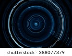 abstract science fiction... | Shutterstock . vector #388077379