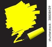 vector   illustration of... | Shutterstock .eps vector #38808439