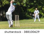 Cricket Batsman Action Cricket...