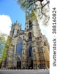York Minster  Cathedral In Yor...