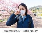 Woman Suffer From Allergy From...