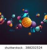 Multicolored Decorative Balls....