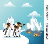 global warming design  | Shutterstock .eps vector #388227859