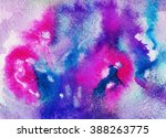 watercolor texture | Shutterstock . vector #388263775