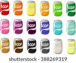 vector illustration of various... | Shutterstock .eps vector #388269319