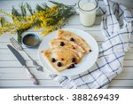 traditional breakfast dish with ...   Shutterstock . vector #388269439