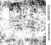 dirty scratched overlay texture ... | Shutterstock .eps vector #388285501