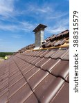 View On The Tiled Roof With...