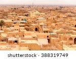 ancient city in iran | Shutterstock . vector #388319749