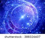 colorful gravitational wave... | Shutterstock . vector #388326607