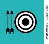 idea icon design | Shutterstock .eps vector #388348264