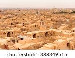 panorama of meybod  ancient... | Shutterstock . vector #388349515