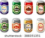 vector illustration of various... | Shutterstock .eps vector #388351351