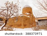 the traditional tomb of esther... | Shutterstock . vector #388373971