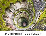 sintra  portugal at the... | Shutterstock . vector #388416289