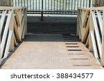 bridge over canal in thailand | Shutterstock . vector #388434577