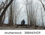 Romantic Couple Sitting On...