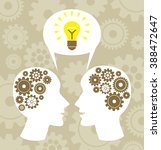 idea concept | Shutterstock .eps vector #388472647