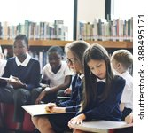 classmate educate friend... | Shutterstock . vector #388495171