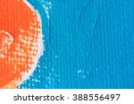 blue and orange circle design 2 | Shutterstock . vector #388556497
