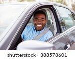 African American Male Driver...