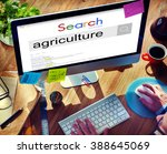 agriculture crops produce... | Shutterstock . vector #388645069