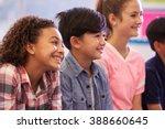 pre teen elementary school kids ...   Shutterstock . vector #388660645