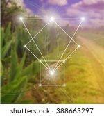 sacred geometry. mathematics ...