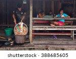ao yai  thailand  january 30 ... | Shutterstock . vector #388685605