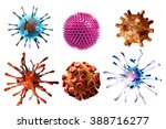 a highly detailed 3d medical... | Shutterstock . vector #388716277